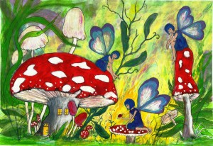 Fairy Folk and Other Strange Little Creatures